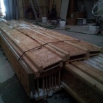 Floor joist delivered